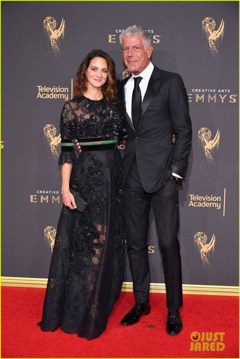 Anthony Bourdain Supports Girlfriend Asia Argento After ...