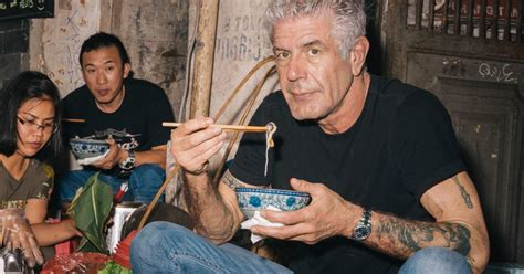 Anthony Bourdain's Moveable Feast   The New Yorker