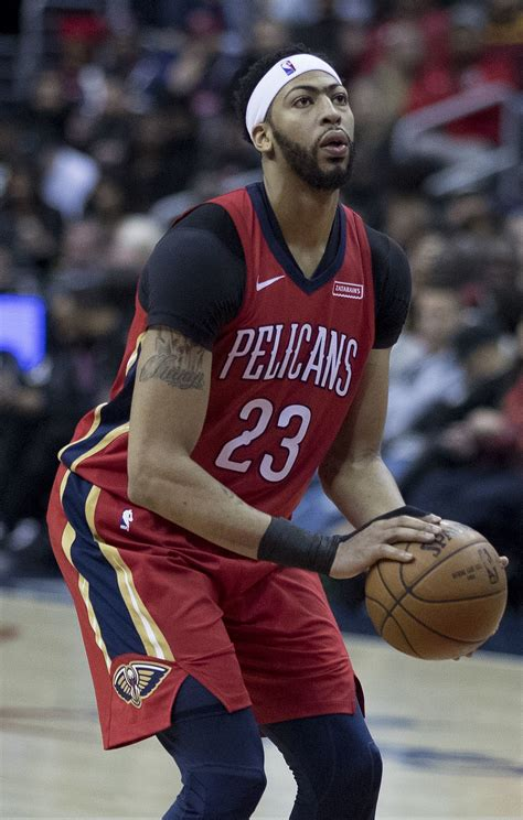 Anthony Davis (basketball) - Wikipedia