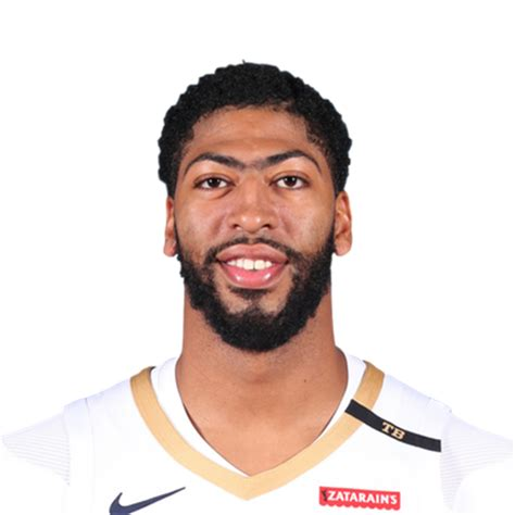 Anthony Davis Stats, News, Video, Bio, Highlights on TSN