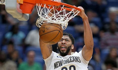 Anthony Davis: The most insane stats from his stellar play ...