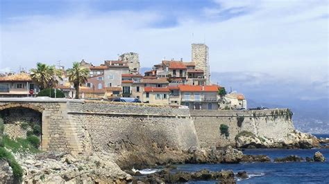 Antibes, French Riviera, France [HD] (videoturysta) - YouTube