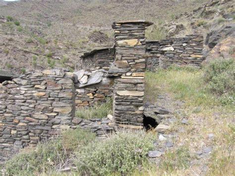 Antigua casa con muros de piedra, SENES  Almería
