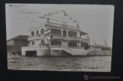 antigua foto postal de cartagena. murcia. antig   Comprar ...