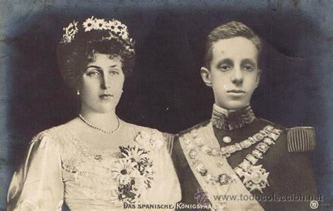antigua postal del rey alfonso xiii de españa y - Comprar ...