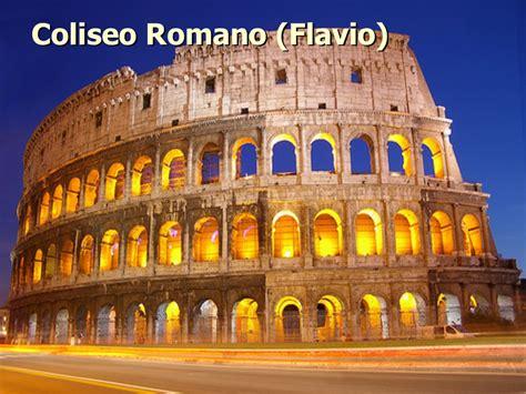 Antigua Roma (coliseo romano) | Historia