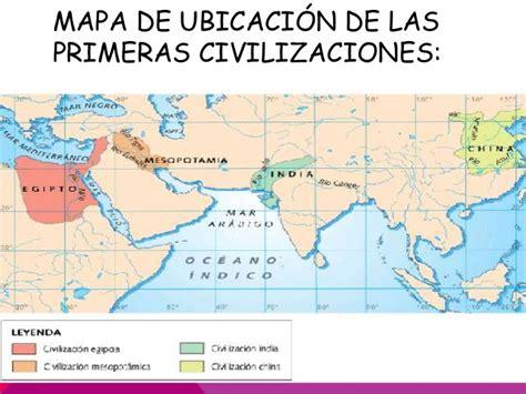 Antiguas civilizaciones!!!