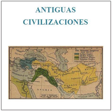 Antiguas Civilizaciones, una guía para hacer tu lapbook by ...