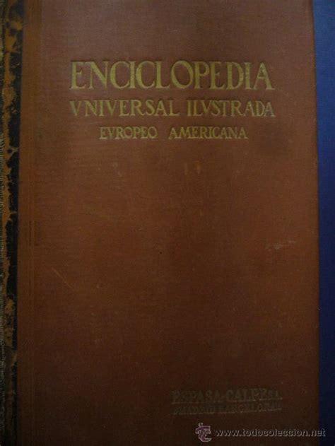antiguo tomo 45 de la enciclopedia universal il - Comprar ...