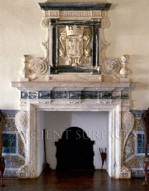 Antique marble Fireplaces | Antique Fireplaces by Ancient ...
