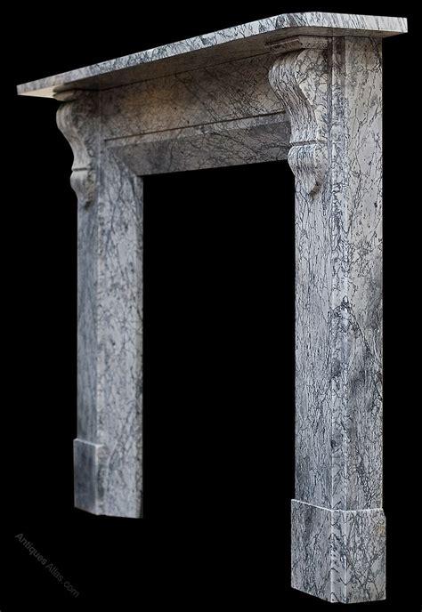 Antiques Atlas - Antique Marble Fireplace