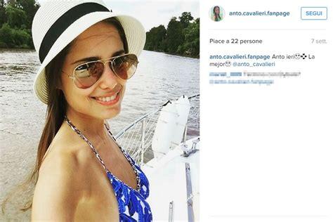 Antonella Cavalieri, la bellissima di Dybala