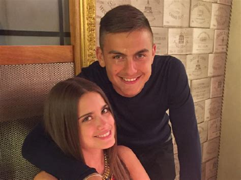 Antonella Cavalieri Soccer Paulo Dybala's Girlfriend (Bio ...