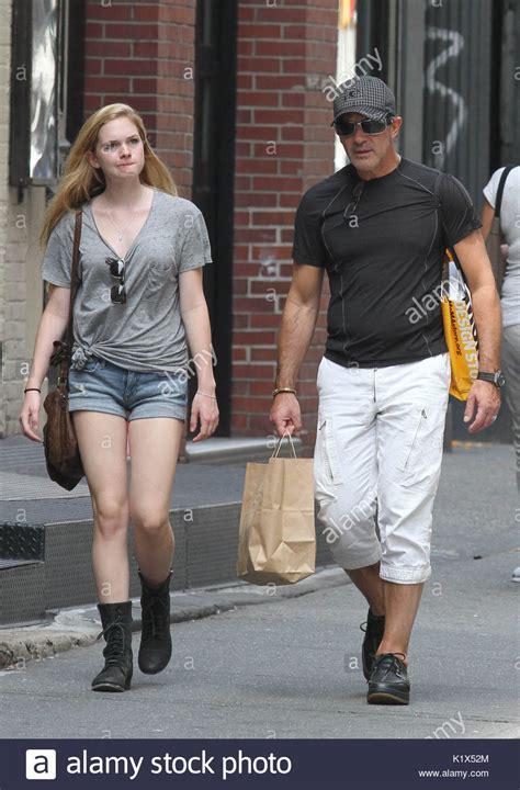 Antonio Banderas and daughter, Stella Banderas. Antonio ...