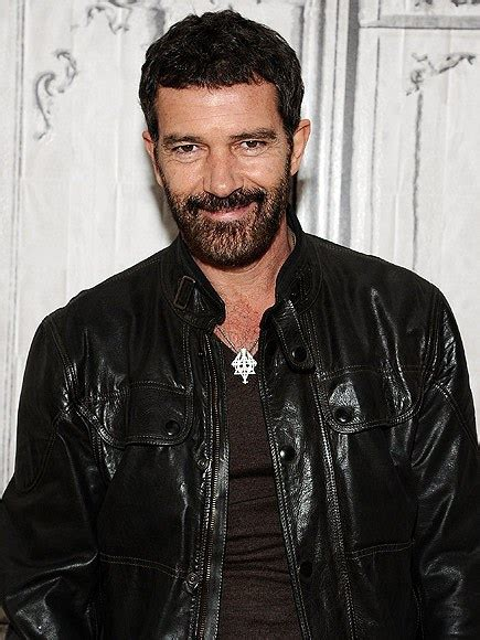 Antonio Banderas Rushed to Hospital for Severe Chest Pains ...