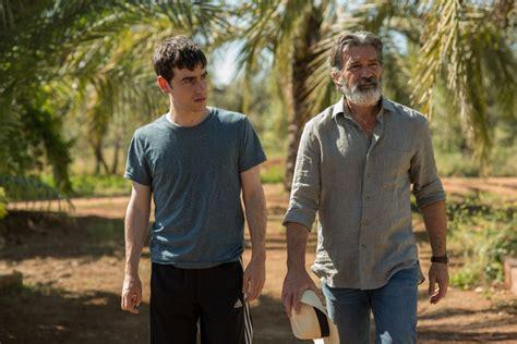 Antonio Banderas vuelve al cine con