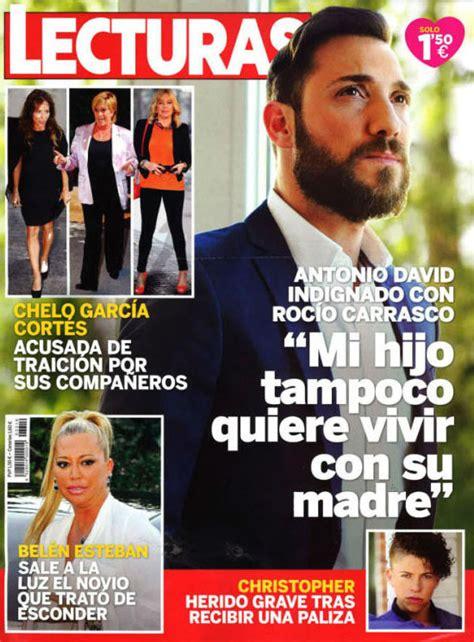 Antonio David Habla de la Relación de sus Hijos con su ...