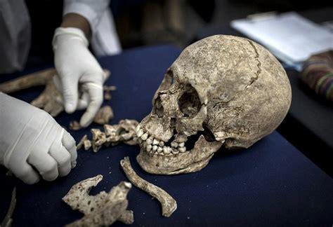 Antropología Forense: Identificación Antropológica ...