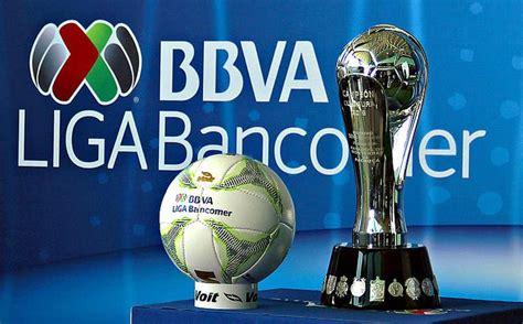 Anuncia el calendario de clausura 2018- 2019 de la Liga MX ...