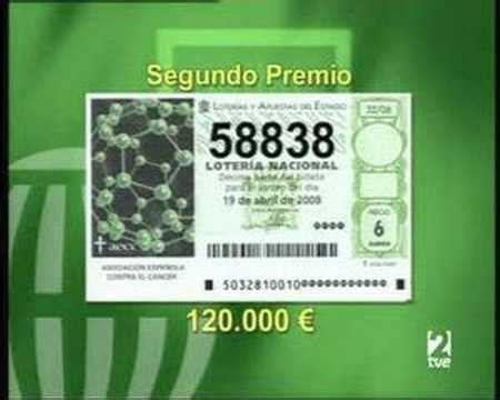 Anuncio Lotería de Navidad 2016 - 2017. '21 de Diciembre ...