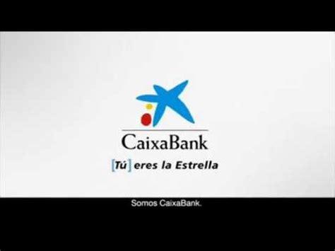 Anuncio Spot CaixaBank-El primer banco de España-Abril ...
