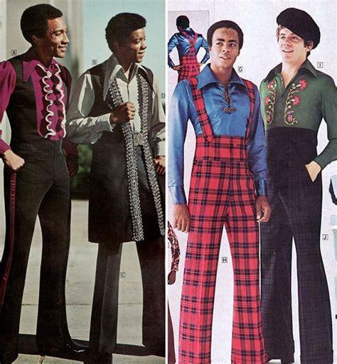 Anuncios de moda masculina de los años 70 con los que vas ...