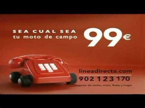 Anuncios Linea Directa diciembre 2006 - Julio 2010 - YouTube