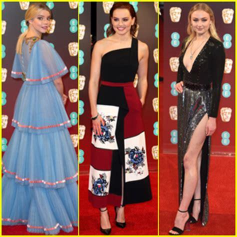 Anya Taylor-Joy, Daisy Ridley & Sophie Turner Get Glam for ...