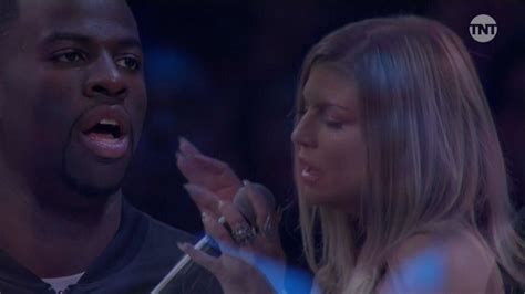 Anyone see Fergie s rendition of the national anthem at ...