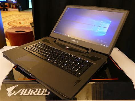 Aorus teases X9 gaming laptop with mechanical keyboard, G ...
