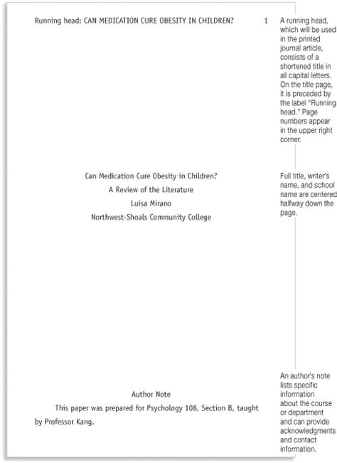 APA Format Example Essay Paper | APA | Pinterest | Apa ...