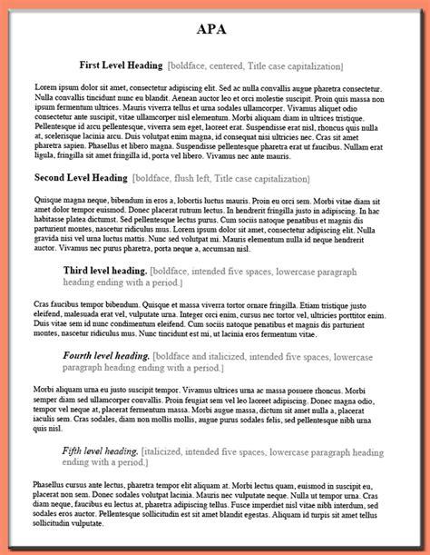 Apa Format Headings.apa Heading.png - bid proposal letter