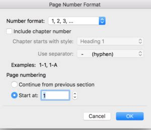APA running heads and pagination   ThesisProofreading.com
