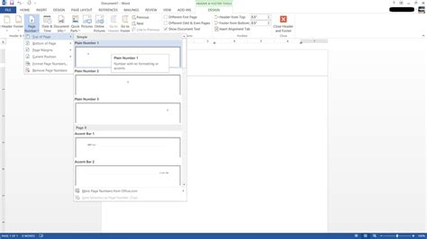 APA Style Header in MS Word - Microsoft Community