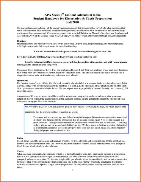 Apa Style Reference Paper Example | Tomyumtumweb.com