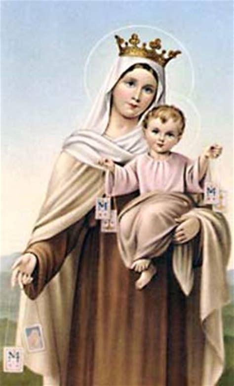 Apacienta mis ovejas: Nuestra Señora del Carmen