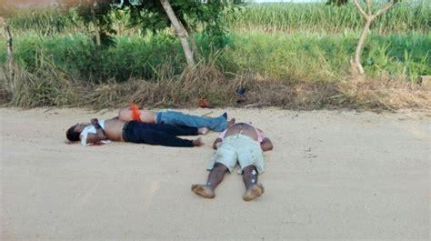 Aparecen cuerpos de 3 personas que fueron secuestradas ...