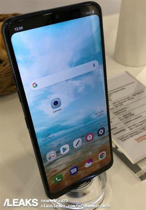 Aparecen el primer vídeo y especificaciones del LG G7 Neo
