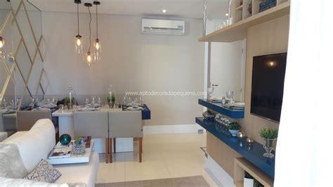 Apartamento Decorado de 50m - Sala, quarto, cozinha