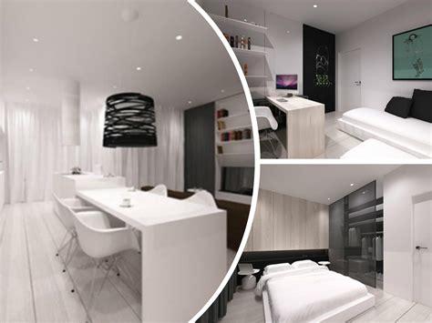 Apartamento Minimalista Y Moderno En Polonia   Diseno-casa