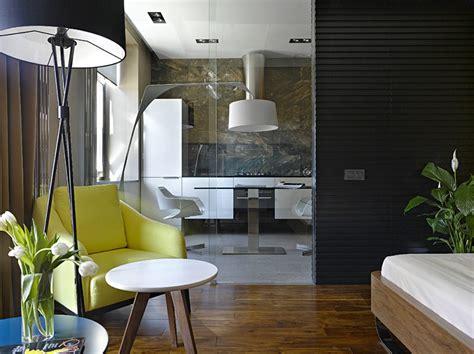 Apartamento moderno de apenas 34 metros quadrados - limaonagua