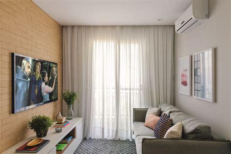 Apartamento pequeno: 45 m² decorados com charme e estilo ...