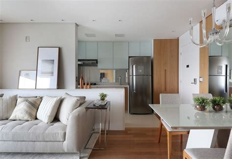 Apartamento Pequeno Decorado Simples Gastando Pouco ...