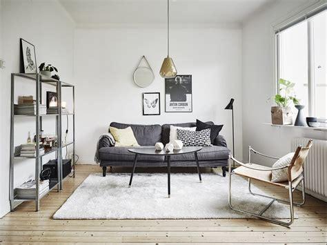 Apartamentos pequeños: 41 metros² en estilo nórdico