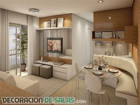 Apartamentos pequeños y modernos