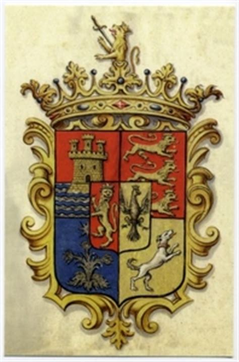Apellido QUERALT, Conde de Santa Coloma. Pagina de ...
