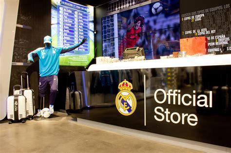 Apertura de la primera Real Madrid Official Store en la ...