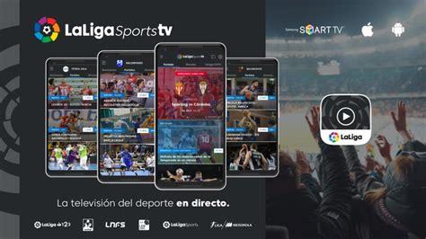 Aplicaciones de LaLiga para móviles   LaLiga TV
