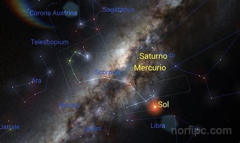 Aplicaciones para identificar astros y constelaciones con ...