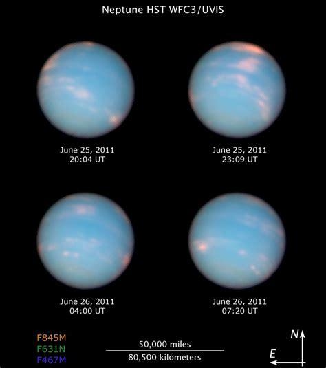 APOD: 2011 July 14 - Neptune: Once Around